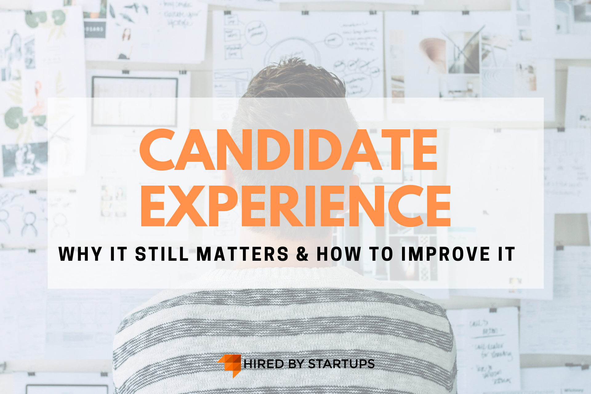 Candidate Experience Cover