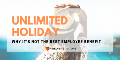 Unlimited Holiday Employee Benefit